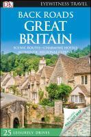Back Roads Great Britain Eyewitness Travel Guide