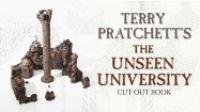 UNSEEN UNIVERSITY CUT OUT BK