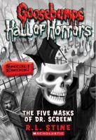 Goosebumps Hall of Horrors - #03 Five Masks of Dr Screem