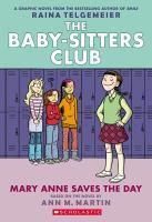 Baby-Sitters Club Graphix - #03 Mary Anne Save the Day