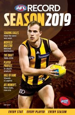 AFL Record Season 2019