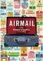Airmail Women of Letters