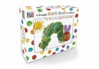 Very Hungry Caterpillar Cloth Book The