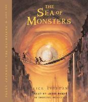 Percy Jackson and the Sea of Monsters - Audio Unabridged