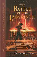 Percy Jackson and the Battle of the Labyrinth - Audio       Unabridged