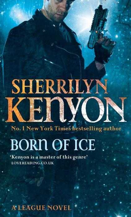 BORN OF ICE  LEAGUE SERIES BK 3