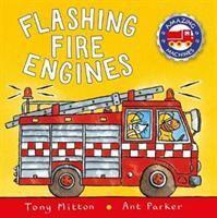 Amazing Machines Flashing Fire Engines