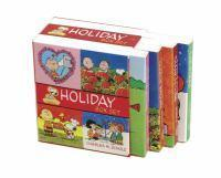 Peanuts Holiday Box Set Mega Mini Kit