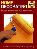 Home Decorating Manual