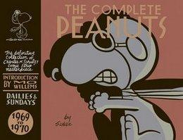 Complete Peanuts Volume 10 1969-1970 The