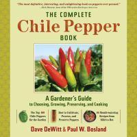 COMPLETE CHILLI PEPPER BOOK
