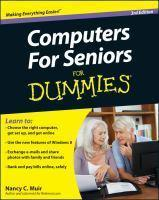 Computers for Seniors for Dummies 3rd Edition