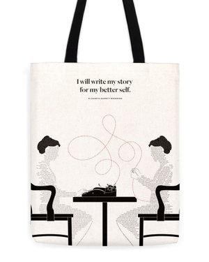 Elizabeth Browning Self Tote