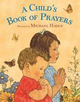 Child's Book of Prayers A