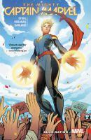 The Mighty Captain Marvel Vol. 1 Alien Nations