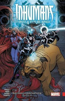 Inhumans Once and Future Kings