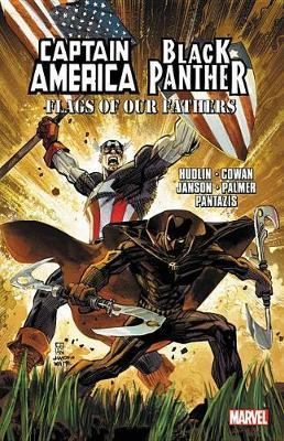 Captain America Black Panther Flags of our Father