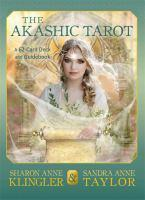 Akashic Tarot A 62-Card Deck And Guidebook The