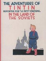 Adventures of Tintin in the Land of the Soviets