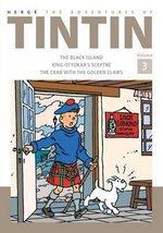Adventures of Tintin Volume 3 The