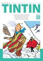 Adventures of Tintin Volume 5 The