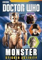 Doctor Who Monster Sticker Activity Book