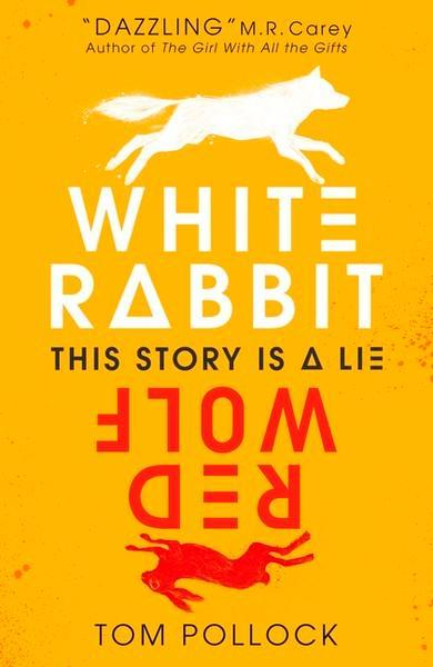 White Rabbit Red Wolf