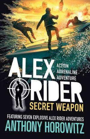 Alex Rider Secret Weapon
