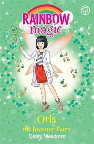 Rainbow Magic Orla the Inventor Fairy