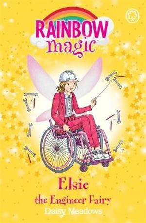 Rainbow Magic Elsie the Engineer Fairy