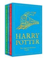 Harry Potter 1-3 Boxed Set The Magical Adventure B