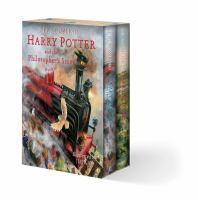 Harry Potter Illustrated Box Set #1 & 2