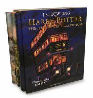 Harry Potter Illustrated Box Set #1-3