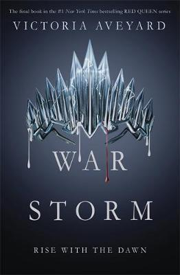 War Storm - Red Queen #4