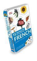 15 Minute French Eyewitness Travel Book & CD Pack