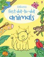 First Dot-to-Dot Animals