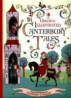 Illustrated Canterbury Tales usborne