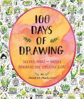 100 Days of Drawing (Guided Sketchbook) Sketch P