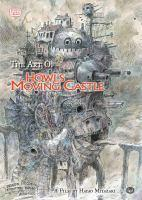 ART OF HOWLS MOVING CASTLE
