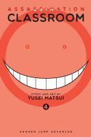 ASSASSINATION CLASSROOM (MANGA) VOL. 04