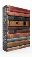LoveLit PUZZLES Book Stack Puzzle (FIRM SALE)