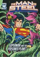 DC SUPER HEROES MAN OF STEEL YR TP VOL 1 Poisoned Planet