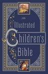 Illustrated Childrens Bible Leatherbound