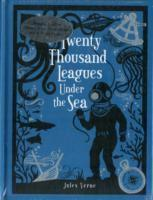 Twenty Thousand Leagues Under The Sea - Leather bound