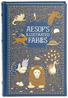 Aesops Illustrated Fables - Leatherbound