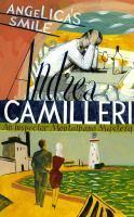 Angelica's Smile An Inspector Montalbano Novel 17