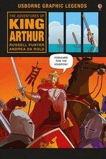 Adventures of King Arthur - Usborne Graphic