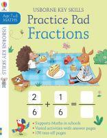 Practice Pad Fractions 7-8