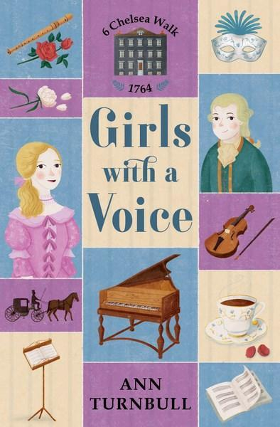 6 Chelsea Walk Girls With A Voice #1