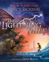 Percy Jackson and the Lightning Thief Illustrated Edition